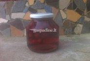 Greitas vyšnių kompotas