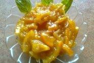 Apelsinų ir moliūgų uogienė