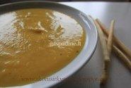 Trinta, švelni moliūgų sriuba