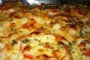 Maltos mėsos apkepas su sūriu