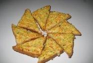 Sūrio ir morkų sumuštiniai