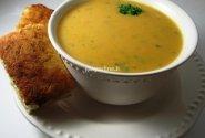 Aštri bulvių sriuba
