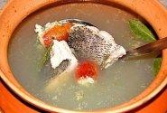 Žuvienė su vėžiais