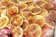 Antiena su citrinomis