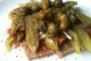 "Anira: Toskanietiškos salotos ""Pancanella"""