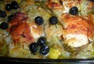 Anira: Sicilietiškai kepta vištiena