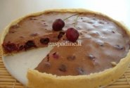 Desertinis vyšnių pyragas