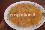 Grikių sriuba