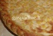 Argentinietiškas kukurūzų pyragas