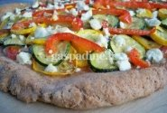 Argentinietiška vegetariška pica