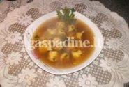 Koldūniukų sriuba