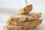 Lazdyno riešutų biskvitukai