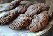"""Šokoladiniai sausainiai """"Greitukai"""""""