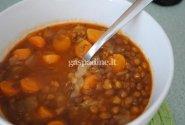 Gardžioji lęšių sriuba