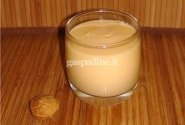 Abrikosinis pieno kokteilis