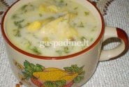 Šparagų sriuba