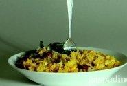China ryžiai garnyrui