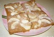 Pyragėlis su cinamonu ir obuoliais