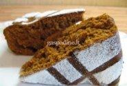 Medaus pyragas su kava