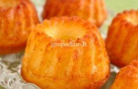 Apelsininiai keksiukai