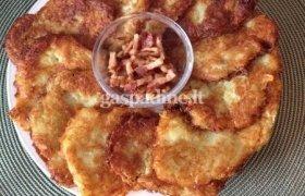 Bulviniai blynai Mindaugui