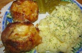 Kotletai su sūriu