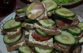Vieno kąsnio sumuštiniai
