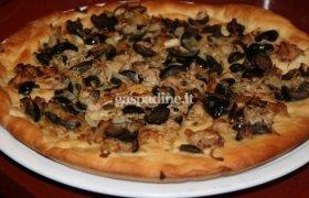 Anira: Pica su alyvuogėmis