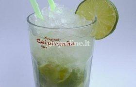 Caipirinha - braziliškas kokteilis