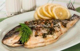 Žuvis pietums