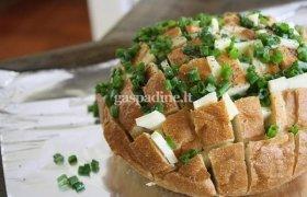 Kepta duona  kitaip