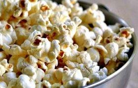 Popkorno (kukurūzų) receptas