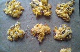 Sausų pusryčių trapučiai