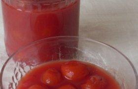 Pomidorai savo sultyse