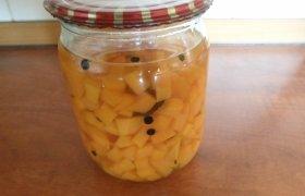 Konservuotos morkos