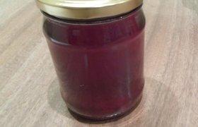 Vyšnių uogų sirupas