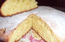 Kaimiškas pyragas