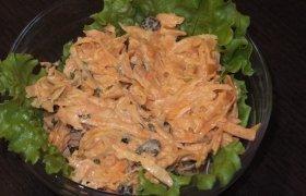Morkų salotos su razinomis