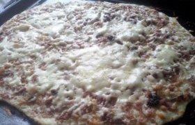 Paprastoji pica ir picos pado receptas