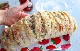 Plėšomi karšti sumuštiniai