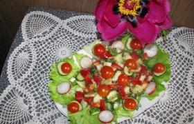 Pavasario salotos