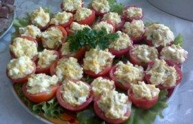 Pomidorų kąsneliai