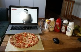 Pica studentiškai