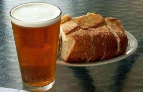 Bobutės duonos alus