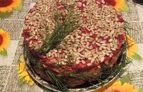Silkės tortas