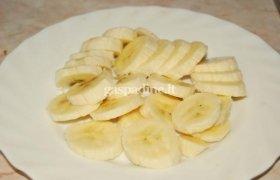 Bananų desertas