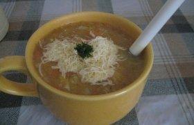 Trinta moliūgo sriuba