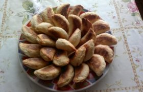 Rudeniniai pyragėliai