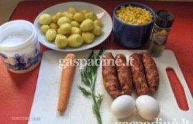 Lenkiška žirnių sriuba