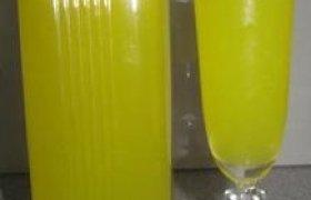 Gaivus apelsinų gėrimas